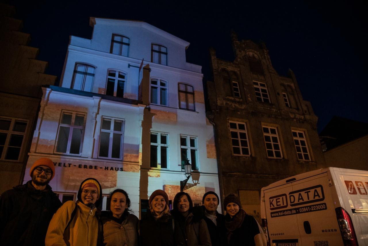 Team at Weltkulturhaus