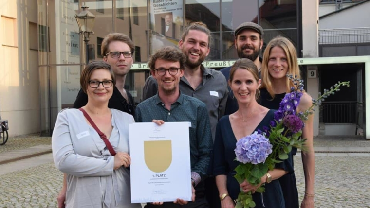 """Designpreis Brandenburg 2019"" – First Prize Winners"