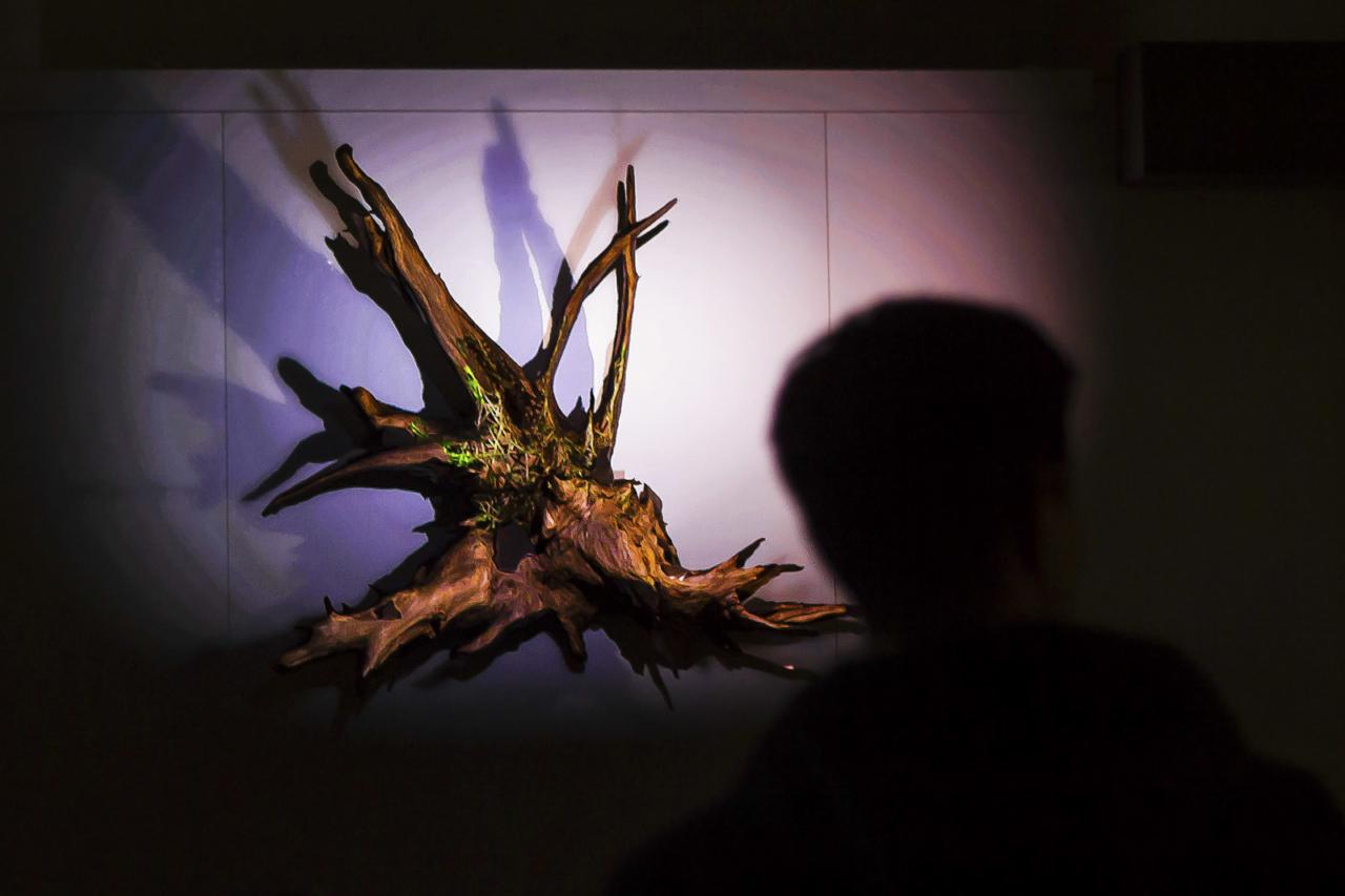 radix augmented sculpture