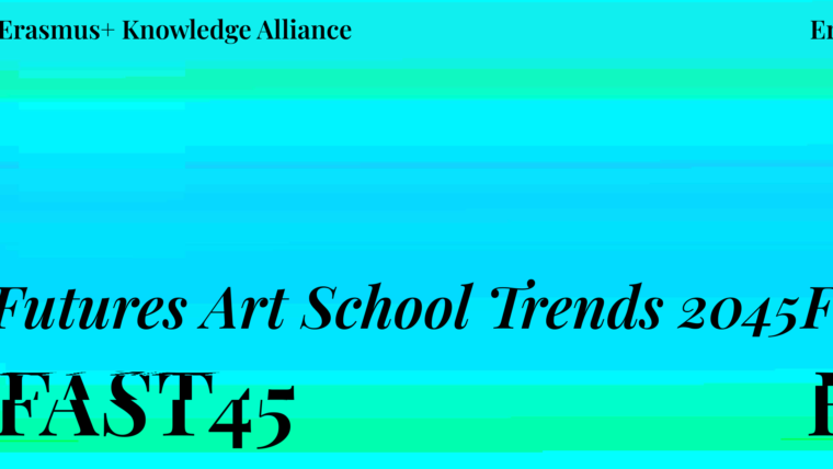 Futures Art School Trends 2045